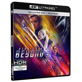 Star Trek: Beyond (UHD+BD)