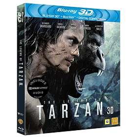 The Legend of Tarzan (3D)