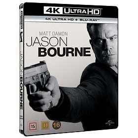 Jason Bourne (UHD+BD)