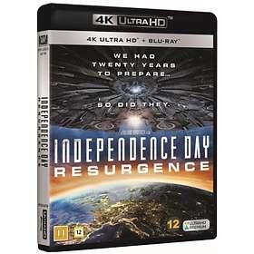 Independence Day: Resurgence (UHD+BD)