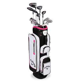 Callaway Solaire Gems 7 Clubs Ladies with Cart Bag 2016