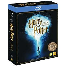 Harry Potter - Complete 8-Film Collection Gift Set