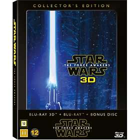 Star Wars: The Force Awakens (3D) - Collector's Edition