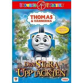 Thomas & Vännerna: Den Stora Upptäckten