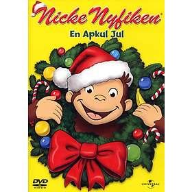 Nicke Nyfiken: En Apkul Jul