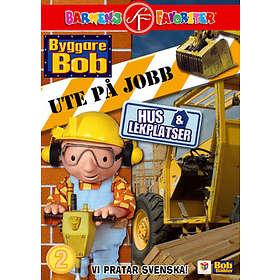 Byggare Bob: Ute på jobb - Hus och lekplatser