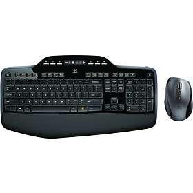 Logitech Wireless Desktop MK710 (Nordisk)