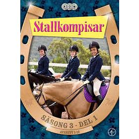 Stallkompisar - S.3 Box 1 (Avsnitt 1-12)