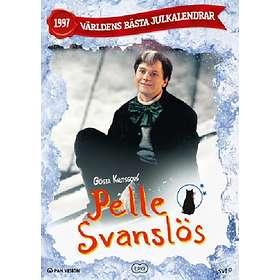 Pelle Svanslös 1 & 2: Julkalendern