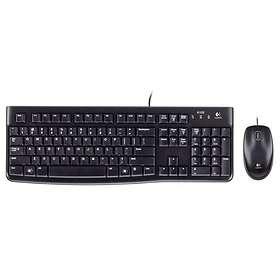 Logitech Desktop MK120 (Nordisk)