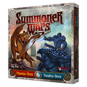Plaid Hat Games Summoners Wars: Phoenix Elves vs Tundra Orcs