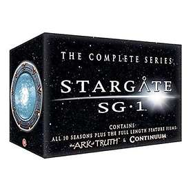 Stargate SG-1: Complete Box (61-Disc)