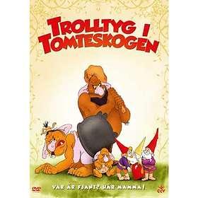 Trolltyg I Tomteskogen