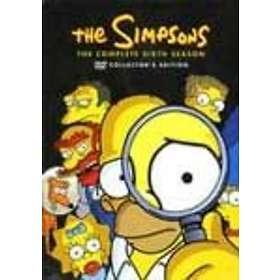 The Simpsons - Complete Season 6