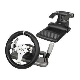 Mad Catz Wireless Force Feedback Racing Wheel (Xbox 360)
