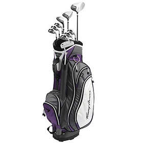 Tommy Armour Black Scot Ladies with Cart Bag