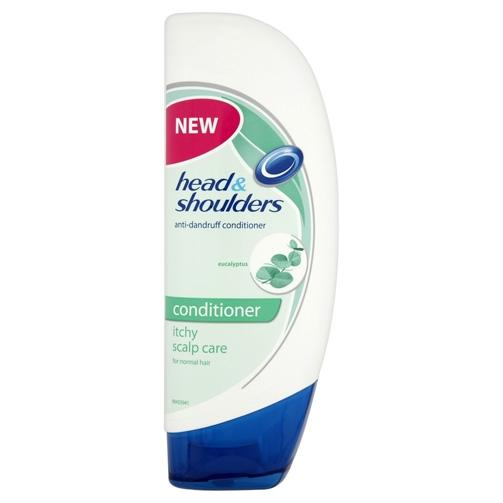 Head and shoulders conditioner review