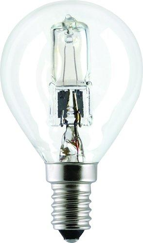 General Electric Halogen Decor Spherical Bl 630lm 2800k E14 42w Light Bulb Tube Lowest