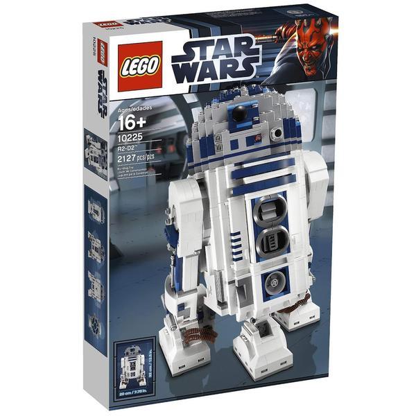 best pris p lego star wars 10225 r2 d2 ultimate collector sammenlign priser hos prisjakt. Black Bedroom Furniture Sets. Home Design Ideas