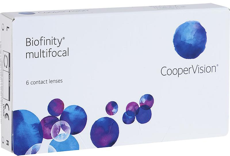 prisjakt biofinity linser