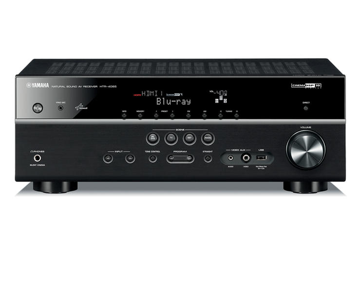 Costco Yamaha Network Receiver