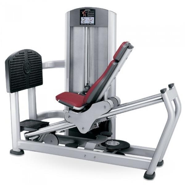 Life fitness signature seated leg press selectorised