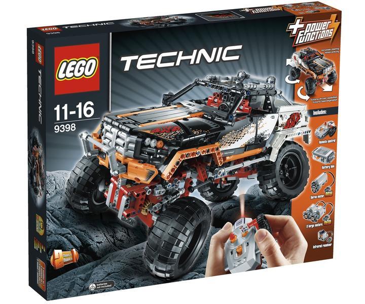 Lego technic 9398 4x4 crawler price comparison find the best deals