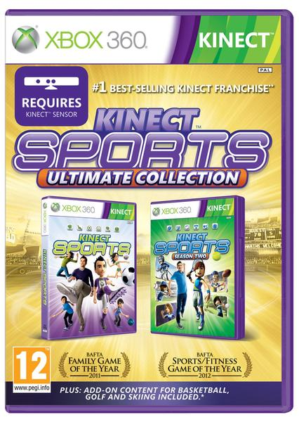 Kinect Sports: Ultimate Collection for Xbox 360 Reviews ...