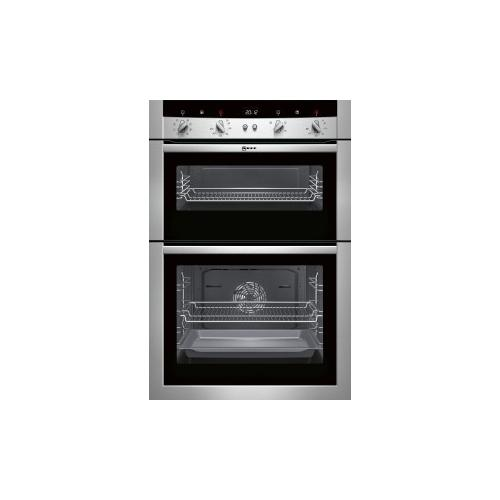 neff u15m52n3 stainless steel built in oven lowest. Black Bedroom Furniture Sets. Home Design Ideas
