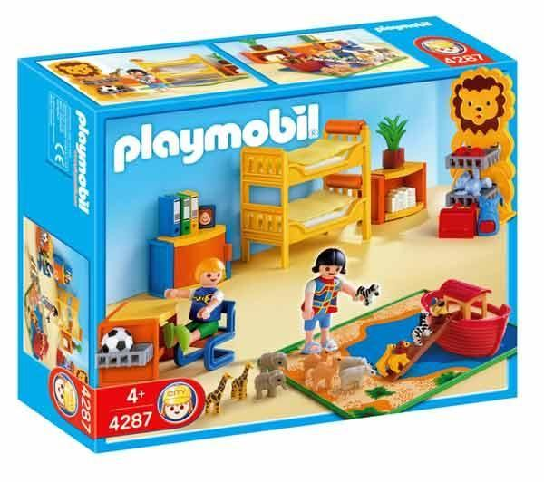 Playmobil life in the city 4287 children s room price for Playmobil kinderzimmer 4287