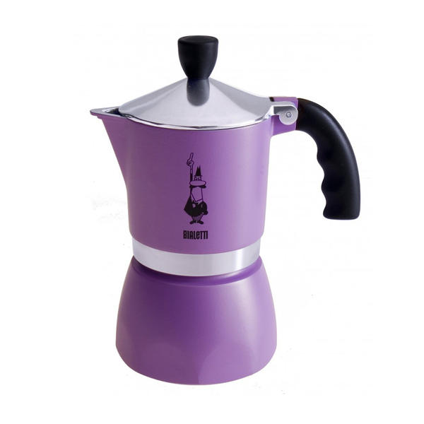 Bialetti Fiammetta 3 Cups - Stovetop Coffee Maker - Lowest price, test and reviews