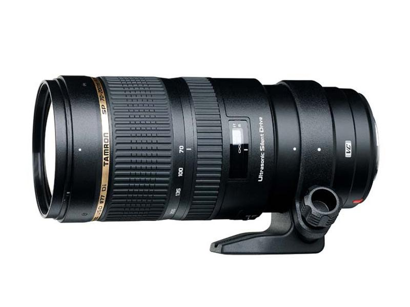 Tamron AF SP 70-200/2,8 Di VC USD for Canon - Objektiv - Hitta ...