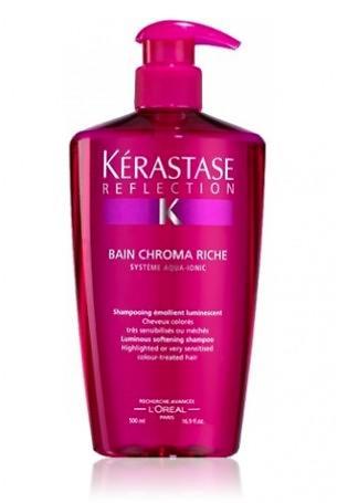 Kerastase reflection bain chroma riche shampoo 500ml price for Kerastase reflection bain miroir 2 shampoo
