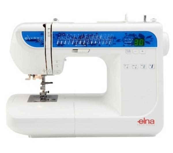 elna sewing machine price list