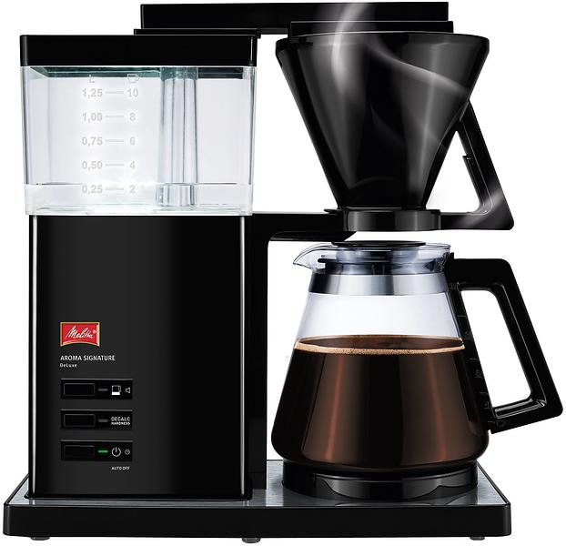 Melitta Aroma Signature DeLuxe - Filter Coffee Maker - Lowest price, test and reviews