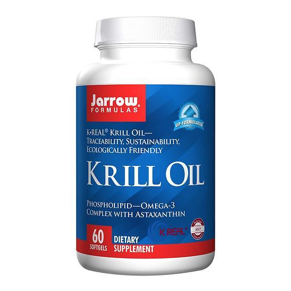 Krill oil comparisons
