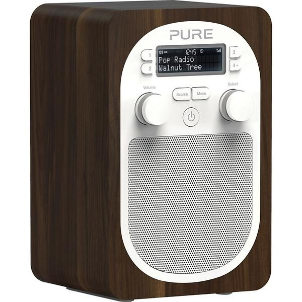 pure digital evoke d2 radio lowest price specs and reviews. Black Bedroom Furniture Sets. Home Design Ideas