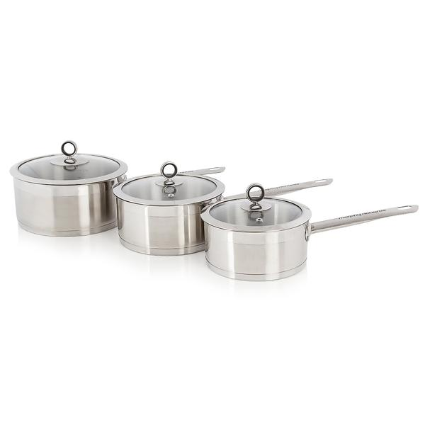 Morphy Richards Kitchen Set: Morphy Richards 463 Equip Pot Set 3 Pcs Price Comparison