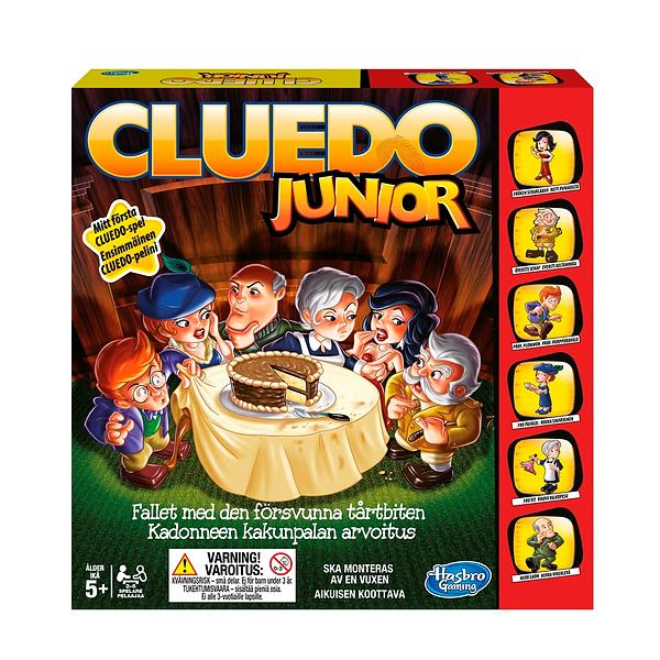 cluedo junior instructions the case of the missing prizes