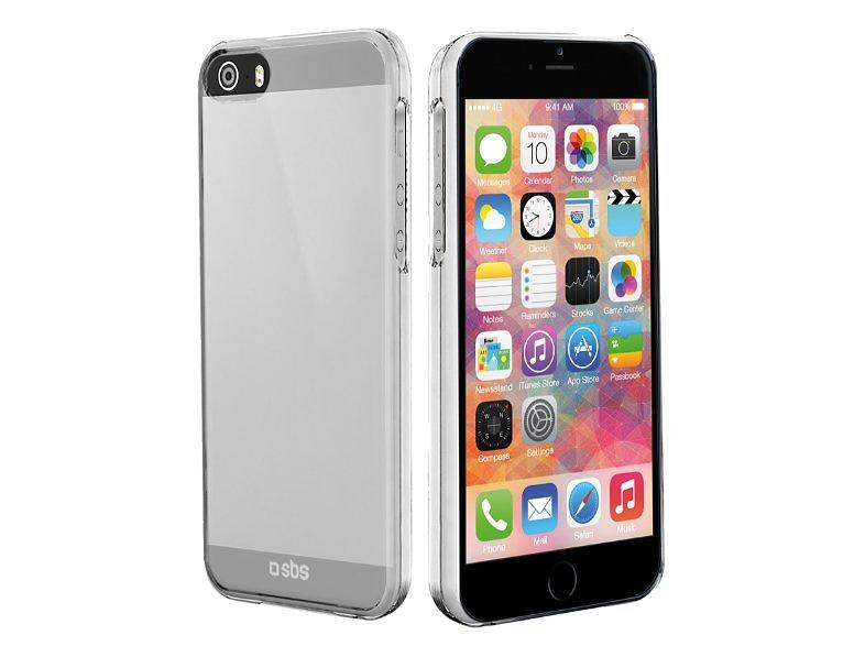 test of sbs crystal case for iphone 5 5s se expert reviews. Black Bedroom Furniture Sets. Home Design Ideas