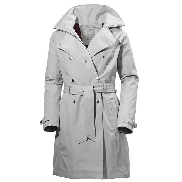 Best Pris P 229 Helly Hansen Welsey Trench Dame