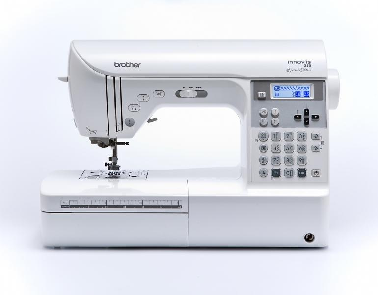 brother innov is 350 sewing machine lowest price test. Black Bedroom Furniture Sets. Home Design Ideas