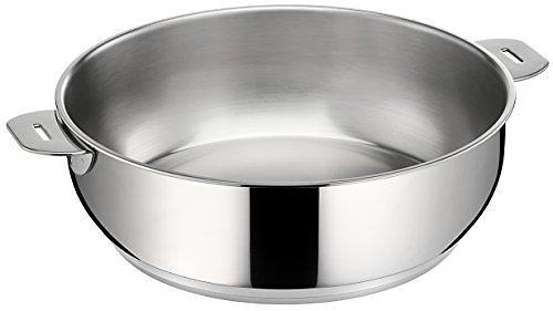 Lagostina salvaspazio 2 fry pan 24cm with 2 handles for Lagostina salvaspazio