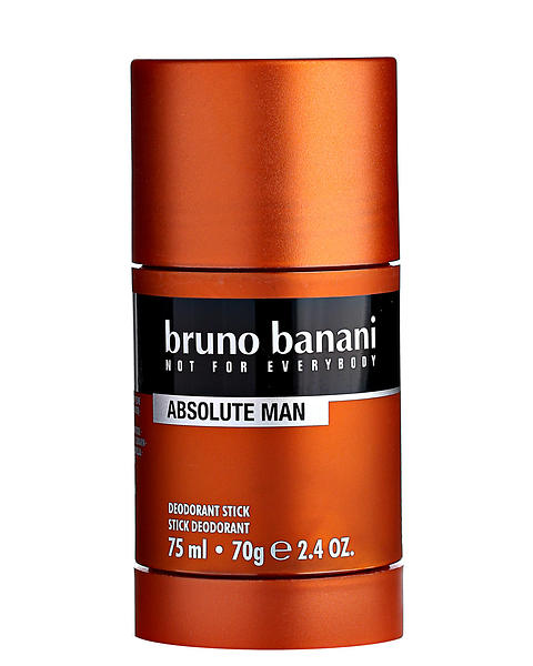 bruno banani absolute man deo stick 75ml price comparison. Black Bedroom Furniture Sets. Home Design Ideas