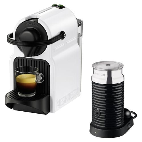 Krups Nespresso Inissia Aeroccino - Espresso Machine - Lowest price, specs and reviews