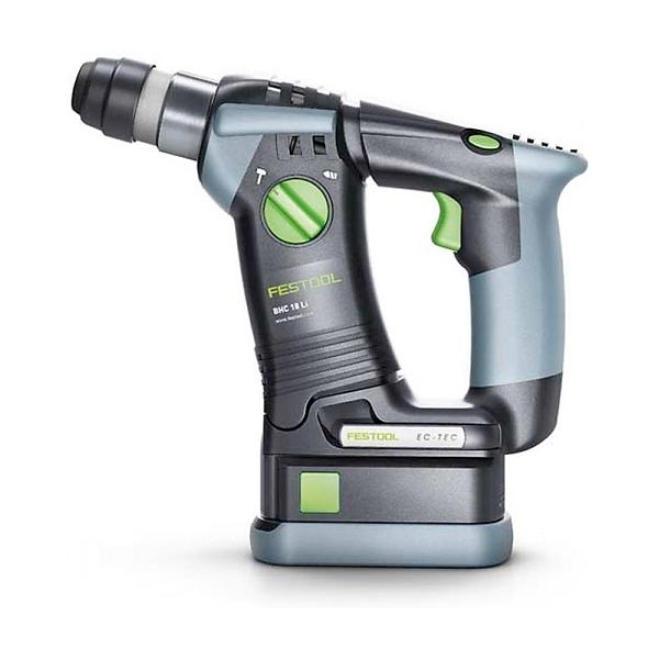 festool bhc 18 li plus 2x4 2ah price comparison find the best deals on pricespy. Black Bedroom Furniture Sets. Home Design Ideas