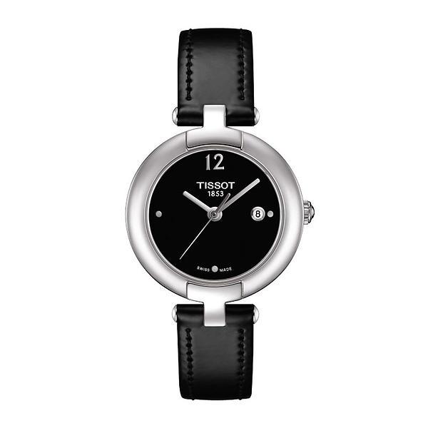 Tissot женские часы, высокое качество подлинная Leathe ремешок женщины наручные часы, Tissot спортивные кварцевые