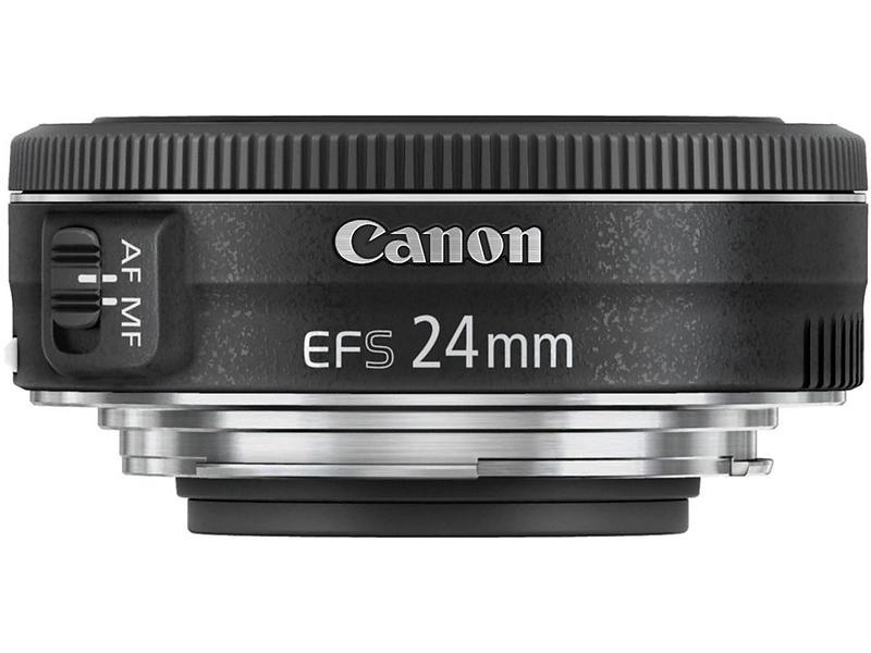 Canon EF-S 24/2,8 STM - Objektiv - Hitta l�gsta pris, test och specs