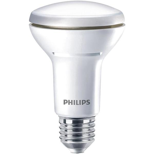 Philips LED Reflector 420lm 2700K E27 5.7W (Dimmable ...
