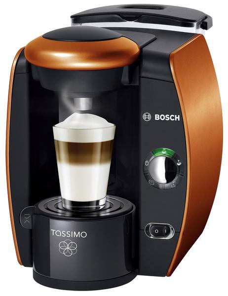 Coffee Maker With Grinder Argos : Bosch Tassimo Fidelia T40 - Espresso Machine - Lowest price, specs and reviews